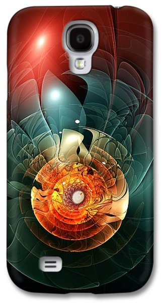 Reality Galaxy S4 Cases - Trigger Image Galaxy S4 Case by Anastasiya Malakhova