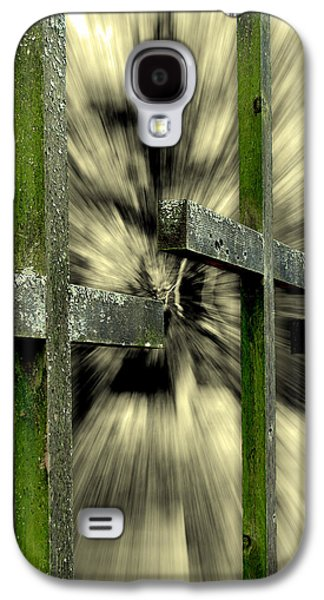 Original Photographs Galaxy S4 Cases - Trinity Galaxy S4 Case by Colleen Kammerer