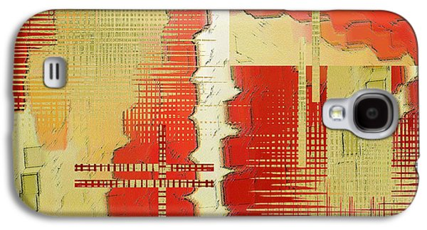 Trip To The Past Galaxy S4 Case by Ben and Raisa Gertsberg