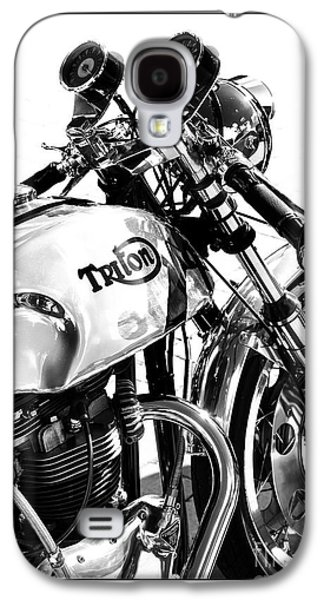 Triton Motorcycle Galaxy S4 Case by Tim Gainey
