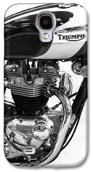 Triumph Bonneville Galaxy S4 Case by Tim Gainey