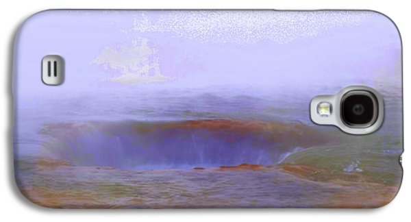 Implication Photographs Galaxy S4 Cases - Trolls Cave Galaxy S4 Case by Hilde Widerberg