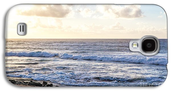 Contemplative Photographs Galaxy S4 Cases - Tropical Morning  Galaxy S4 Case by Roselynne Broussard