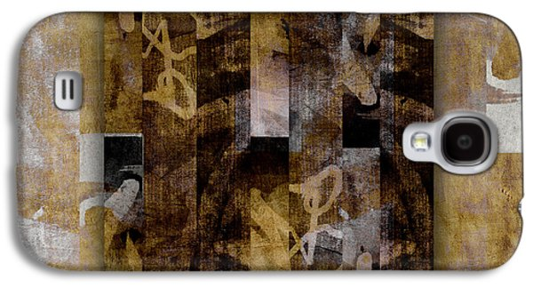 Meditative Photographs Galaxy S4 Cases - Tropical Panel Number Two Galaxy S4 Case by Carol Leigh