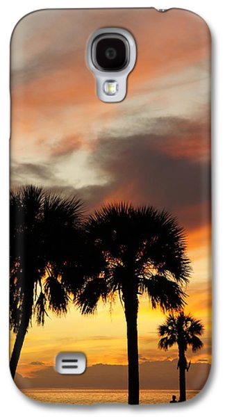 Landscapes Photographs Galaxy S4 Cases - Tropical Vacation Galaxy S4 Case by Laurie Perry