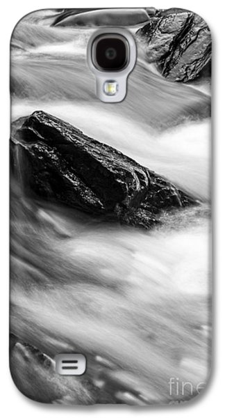 Hdr Landscape Galaxy S4 Cases - Trues Brook Gorge Water Fall Galaxy S4 Case by Edward Fielding