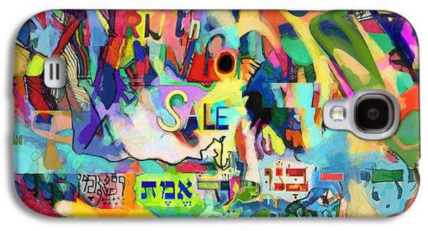 Inner Self Galaxy S4 Cases - Truth for sale n Galaxy S4 Case by David Baruch Wolk