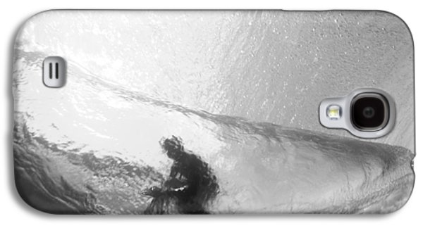 Surrealism Photographs Galaxy S4 Cases - Tube Time Galaxy S4 Case by Sean Davey