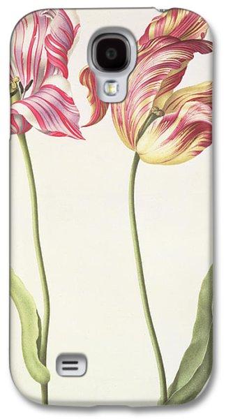 Tulips Galaxy S4 Case by Nicolas Robert