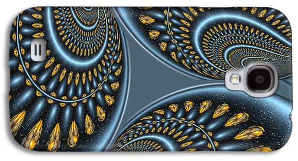 Photo Manipulation Galaxy S4 Cases - Tumble Galaxy S4 Case by Wendy J St Christopher