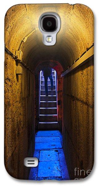 Tunnel Exit Galaxy S4 Case by Carlos Caetano