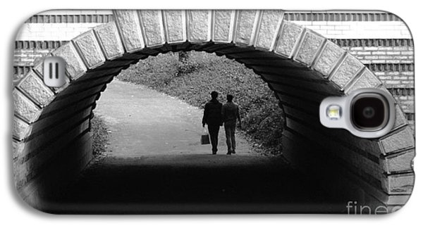 Surtex Licensing Galaxy S4 Cases - Tunnel of Love - NYC Central Park Galaxy S4 Case by Anahi DeCanio