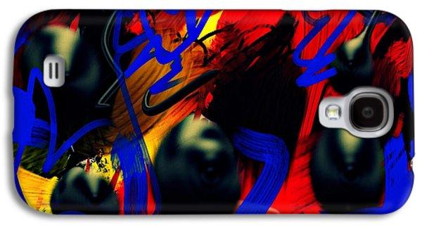 Turmoil Galaxy S4 Case by Paulo Guimaraes