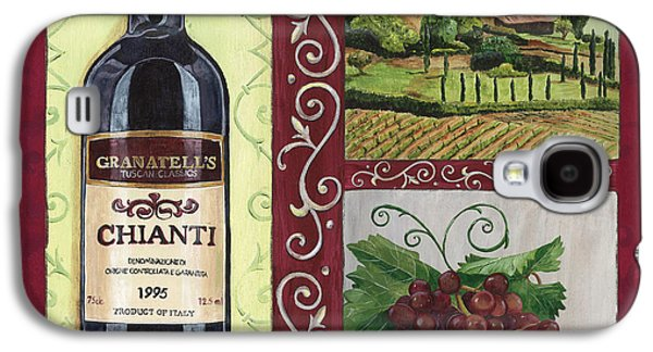 Cabernet Galaxy S4 Cases - Tuscan Collage 1 Galaxy S4 Case by Debbie DeWitt
