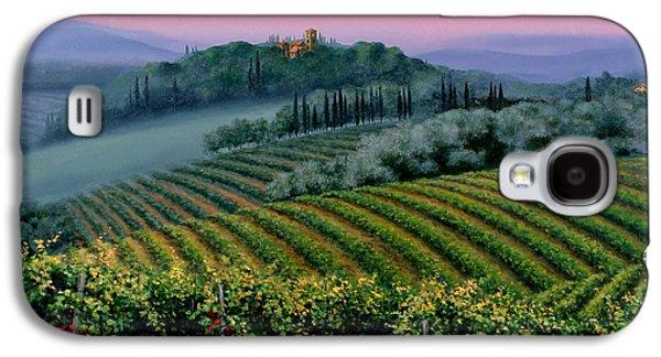Tuscan Dusk Galaxy S4 Case by Michael Swanson