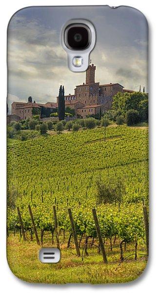 Recently Sold -  - Fantasy Photographs Galaxy S4 Cases - Tuscany - Castello di Poggio alla Mura Galaxy S4 Case by Joana Kruse