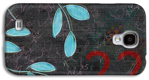 Digital Collage Galaxy S4 Cases - Twenty-two - 19n Galaxy S4 Case by Variance Collections