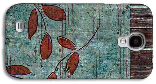 Digital Collage Galaxy S4 Cases - Twenty-two - dc0102 Galaxy S4 Case by Variance Collections