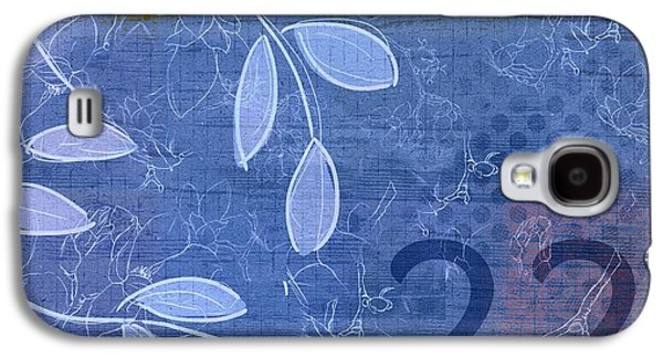 Digital Collage Galaxy S4 Cases - Twenty-Two - j01c2215 Galaxy S4 Case by Variance Collections