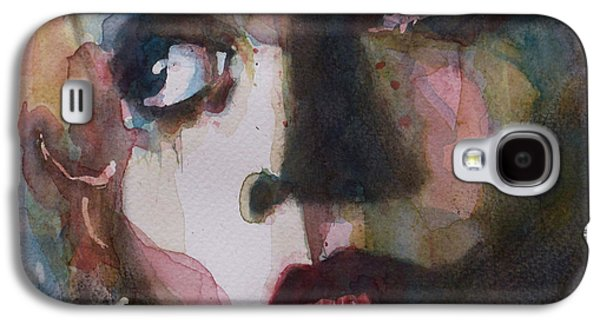 Twiggy Galaxy S4 Cases - Twiggy Where Do You Go My Lovely Galaxy S4 Case by Paul Lovering