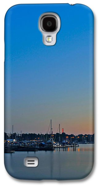 Quiet Time Photographs Galaxy S4 Cases - Twilight Galaxy S4 Case by Frozen in Time Fine Art Photography