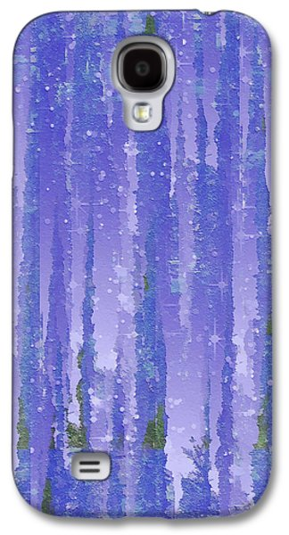 Photo Manipulation Galaxy S4 Cases - Twilight Galaxy S4 Case by Wendy J St Christopher