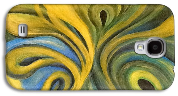 Fate Paintings Galaxy S4 Cases - Twist of Fate IV Galaxy S4 Case by Panna Paintings