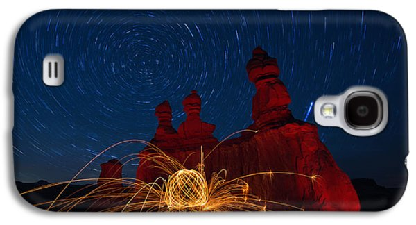Southern Utah Galaxy S4 Cases - Twisted Sisters Galaxy S4 Case by Dustin  LeFevre