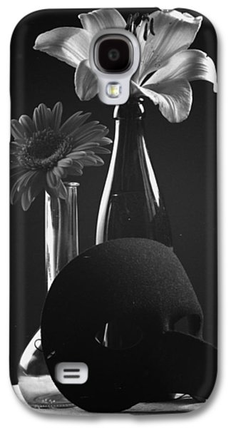 Deceptive Galaxy S4 Cases - Two as One Galaxy S4 Case by Marcio Faustino