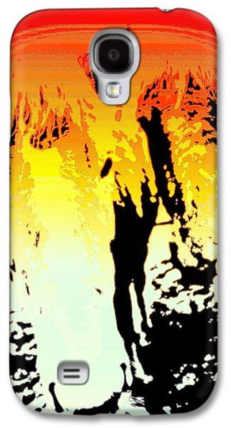 Implication Photographs Galaxy S4 Cases - Two Of A Kind Galaxy S4 Case by Hilde Widerberg
