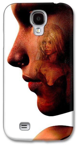 Two Women Galaxy S4 Case by David Ridley