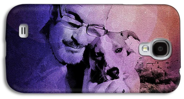 Puppy Digital Galaxy S4 Cases - Umbrian Treasures Galaxy S4 Case by Dorothy Berry-Lound
