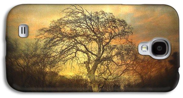 Un Dernier Crepuscule Galaxy S4 Case by Taylan Soyturk