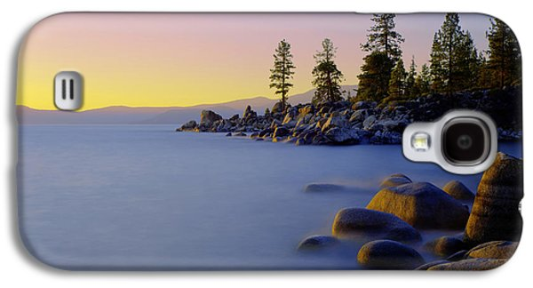Pine Tree Galaxy S4 Cases - Under Clear Skies Galaxy S4 Case by Chad Dutson