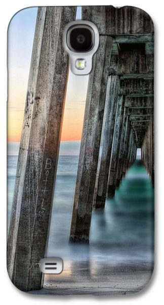 Florida Panhandle Galaxy S4 Cases - Under the Boardwalk Galaxy S4 Case by JC Findley