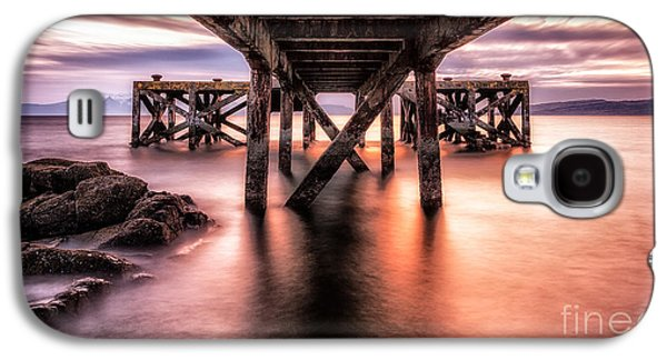 Misty Prints Galaxy S4 Cases - Under the boardwalk Galaxy S4 Case by John Farnan
