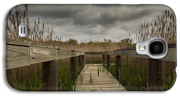Nature Center Galaxy S4 Cases - Under The Boardwalk Galaxy S4 Case by Jonathan Davison
