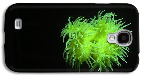 Steamer Lane Galaxy S4 Cases - Under Water Blossum Galaxy S4 Case by Ru Tover