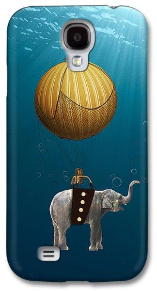 Underwater Fantasy Galaxy S4 Case by Marvin Blaine