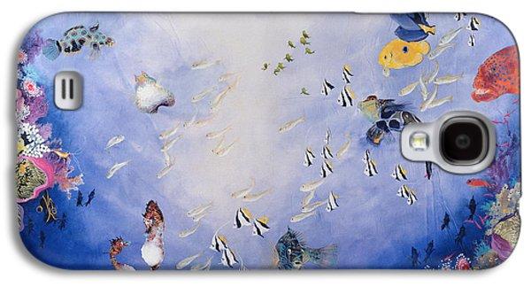 Underwater World Iv  Galaxy S4 Case by Odile Kidd