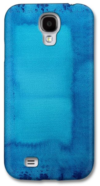 Undiscovered Country Original Painting Galaxy S4 Case by Sol Luckman
