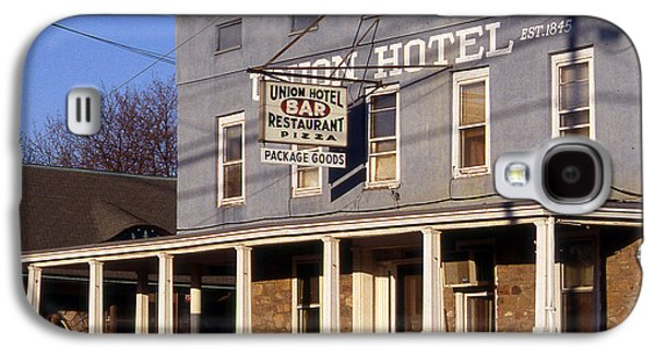 Union Hotel Galaxy S4 Case by Skip Willits