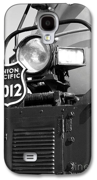 Mechanism Galaxy S4 Cases - Union Pacific Big Boy Detail  Galaxy S4 Case by Christiane Schulze Art And Photography