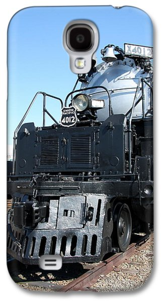 Mechanism Galaxy S4 Cases - Union Pacific Big Boy I Galaxy S4 Case by Christiane Schulze Art And Photography