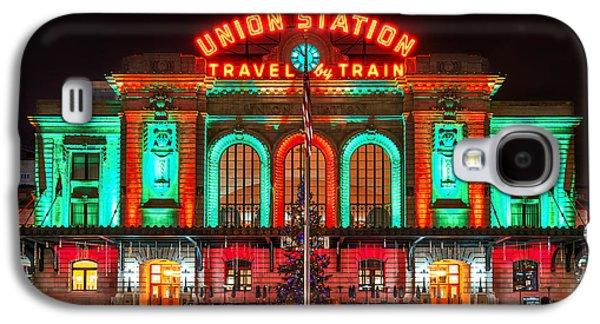 Darren Galaxy S4 Cases - Union Station  Galaxy S4 Case by Darren  White
