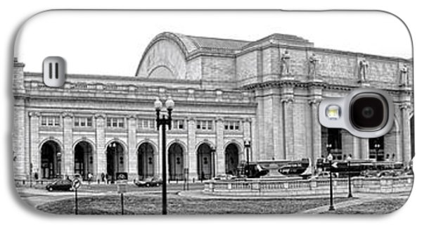 Union Station Washington Dc Galaxy S4 Case by Olivier Le Queinec