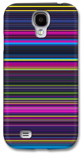Multicolored Digital Galaxy S4 Cases - Unity of Colour 2 Galaxy S4 Case by Tim Gainey