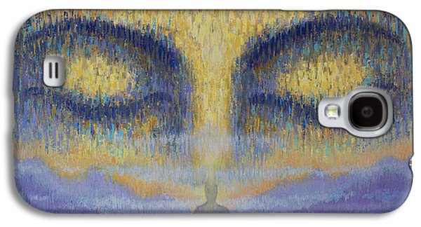Awareness Galaxy S4 Cases - Unity Galaxy S4 Case by Vrindavan Das
