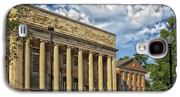 University Of Alabama Galaxy S4 Cases - University of Alabama Library Galaxy S4 Case by Mountain Dreams