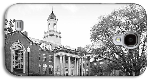 Special Occasion Galaxy S4 Cases - University of Connecticut Wilbur Cross Building Galaxy S4 Case by University Icons